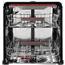 Trauku mazgājamā mašīna, AEG / 14 komplektiem