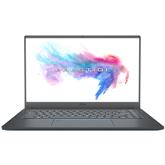 Ноутбук PS63 8M Modern, MSI