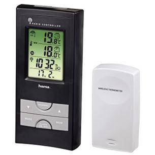 Termometrs EWS-165, Hama