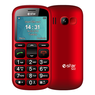 Mobilais telefons S22, eSTAR