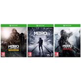 Игры Metro Trilogy для Xbox One (код)