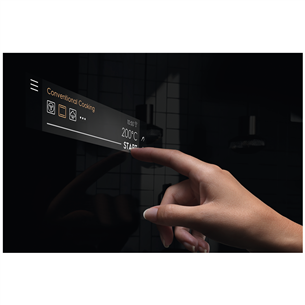 Iebūvējama elektriskā cepeškrāsns, Electrolux (70 L)