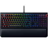 Klaviatūra BlackWidow Elite Green Switch, Razer / RUS