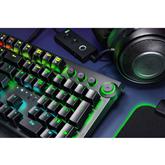 Klaviatūra BlackWidow Elite Green Switch, Razer / RUS
