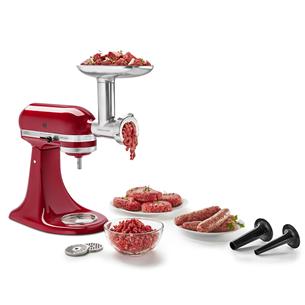 Миксер KitchenAid Artisan + комплект насадок Exclusive Premium