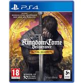 Игра для PlayStation 4 Kingdom Come: Deliverance - Royal Edition