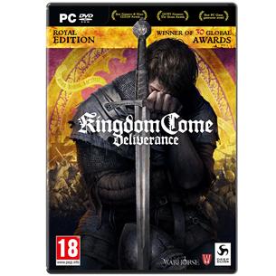 Spēle priekš PC Kingdom Come: Deliverance - Royal Edition
