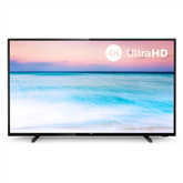 58 Ultra HD 4K LED LCD televizors, Philips