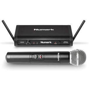 Bezvadu mikrofons ar uztvērēju, Numark WS100