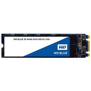 SSD cietais disks WD Blue, Western Digital / 500GB