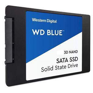 SSD cietais disks WD Blue, Western Digital / 2 TB