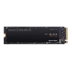 SSD cietais disks WD Black SN750, Western Digital / 1 TB, M.2