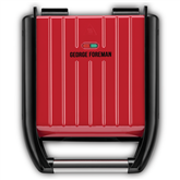 Compact steel grill George Foreman