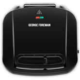Grill with removable plates George Foreman Entertaining