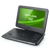 12 portable DVD player Muse M-1270DP