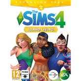 Компьютерная игра The Sims 4: Island Living