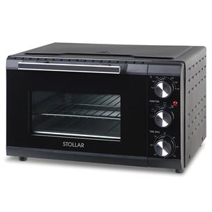 Mini krāsniņa the Convection Oven Compact, Stollar