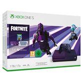 Spēļu konsole Microsoft Xbox One S (1 TB) + Fortnite