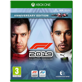Spēle priekš Xbox One F1 2019 Anniversary Edition