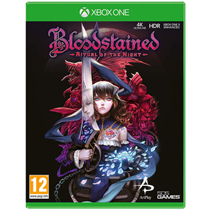 Spēle priekš Xbox One Bloodstained: Ritual of the Night