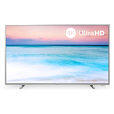65 Ultra HD 4K LED LCD televizors, Philips