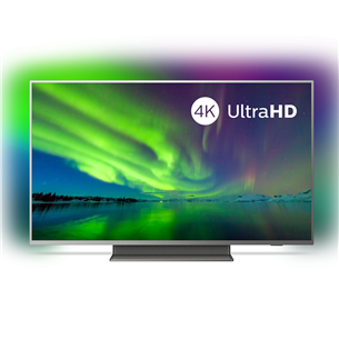 50 Ultra HD 4K LED televizors, Philips
