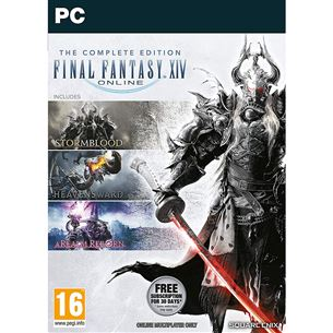 PC game Final Fantasy XIV: The Complete Edition
