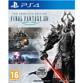 Spēle priekš PlayStation 4, Final Fantasy XIV: The Complete Edition