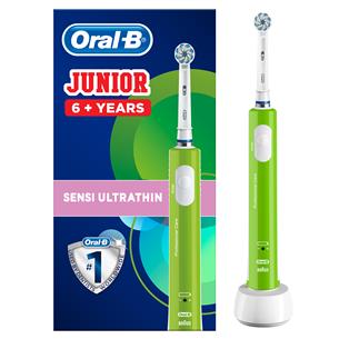 Electric toothbrush Braun Oral-B Junior PRO SENSI UltraThin D16.513JUNIOR