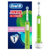 Elektriskā zobu birste Oral-B Junior PRO SENSI UltraThin, Braun