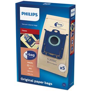 Putekļu maisiņi s-bag, Philips