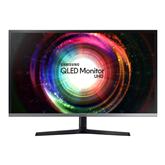 32 Ultra HD QLED VA monitors, Samsung
