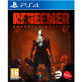 Spēle priekš PlayStation 4 Redeemer: Enhanced Edition