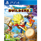 Игра для PlayStation 4, Dragon Quest Builders 2