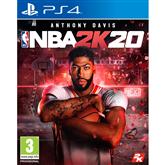 Spēle priekš PlayStation 4, NBA 2K20