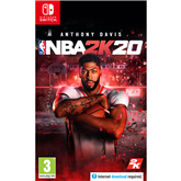 Игра для Nintendo Switch, NBA 2K20