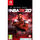 Spēle priekš Nintendo Switch, NBA 2K20