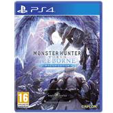 Игра для PlayStation 4, Monster Hunter World: Iceborne Master Edition