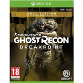 Spēle priekš Xbox One, Ghost Recon Breakpoint Gold Edition