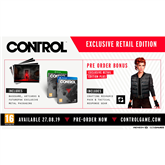 Xbox One game Control Exclusive Edition