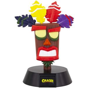 Dekoratīvā lampa Crash Aku Aku