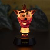 Dekoratīvā lampa Crash Bandicoot