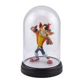 Декоративная лампа Crash Bandicoot Bell Jar