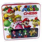 Chess Board Game - Super Mario