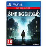 Игра для PlayStation 4, The Sinking City