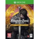Игра для Xbox One Kingdom Come: Deliverance Royal Collectors Edition