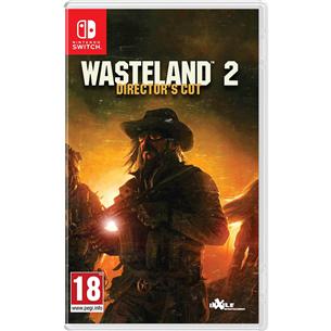 Игра Wasteland 2: Directors Cut для Nintendo Switch
