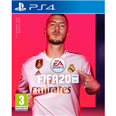 Игра для PlayStation 4, FIFA 20