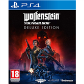 Игра для PlayStation 4 Wolfenstein: Youngblood Deluxe Edition