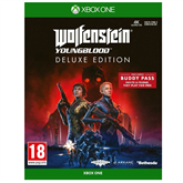 Игра для Xbox One Wolfenstein: Youngblood Deluxe Edition